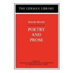 【预订】Poetry and Prose: Bertolt Brecht