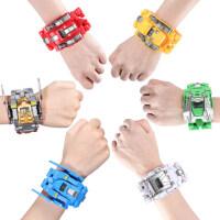 儿童变形电子手表金刚玩具恐龙变身机器人钢铁飞龙奥特曼崛起男孩