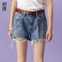 初语牛仔裤8022302009