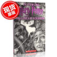 现货 哈利波特与阿兹卡班的囚徒20周年纪念版3 英文原版 Harry Potter and the Prisoner