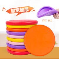 儿童运动软飞盘飞碟幼儿园小学生亲子户外运动游戏玩具