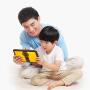 【满199减100】小天才儿童平板学习机 K1 顺丰发货 咖啡/黄 护眼抗摔早教机家教机点读机儿童故事机游戏机 敏感辅助工具 数学语文英语同步教材教育 一年级初中高中全套用书