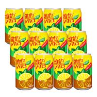 6月维他奶 柠檬茶310ml*12罐 整箱 果味茶饮料 柠檬味 清新激爽 运动休闲饮料