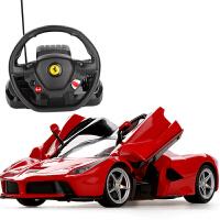 遥控车 可开门充电动漂移赛车儿童玩具汽车