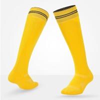 儿童足球袜 男长筒袜防滑训练长袜加厚纯棉毛巾底表演袜