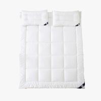当当优品羊毛床垫 全棉加厚可水洗学生床褥90*195cm