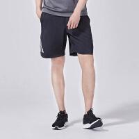 【7.18开抢 满100减20 满279减100】adidas阿迪达斯男子运动短裤2018新款网球透气休闲运动服CE2