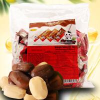 维多利 果超牛奶软糖 500g×3包 袋装 果超软糖 马来西亚进口糖果