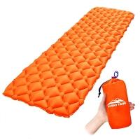 充气垫户外帐篷睡垫单人TPU超轻便携蛋巢槽防潮垫露营野营厚地垫