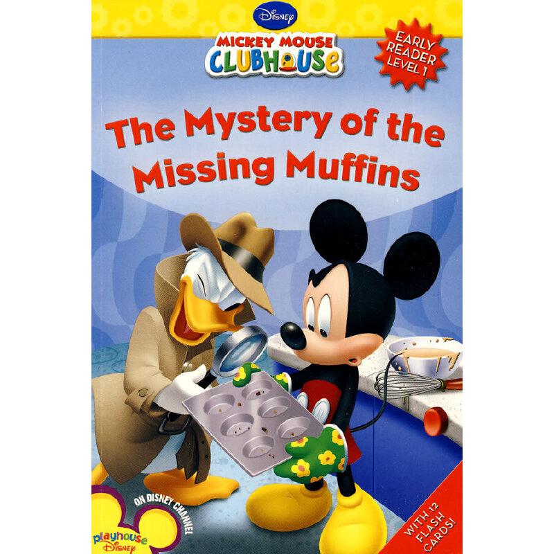 米奇妙妙屋:小饼失踪之谜Mickey Mouse Clubhouse: Mystery of the Missing Muffins