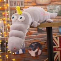 可爱鳄鱼毛绒玩具公仔长条抱枕大号韩国萌玩偶搞怪布娃娃女生睡觉创意礼品