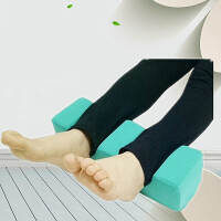 抬高腿脚垫 腿部护理垫腿垫腿枕夹抬腿垫脚垫睡觉垫腿枕下肢抬高垫垫脚腿枕头HW