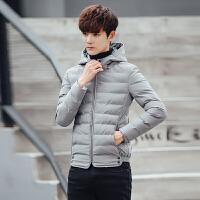 冬季男士棉服2017新款棉袄男韩版学生潮流休闲棉衣冬装外套面包服