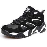 金帅威 情侣耐磨跑步鞋男款场地篮球鞋女防滑运动鞋