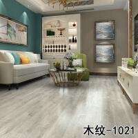 木纹pvc地板胶加厚耐磨防水家用地板贴纸炕革卧室满铺地革 木纹-1021/2.0mm