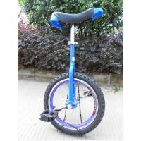 健身柳肩休闲独轮车/健身器材/儿童玩车单轮车彩胎