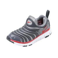 耐克(Nike)毛毛虫男女童运动鞋舒适耐磨防滑跑步鞋 中大童