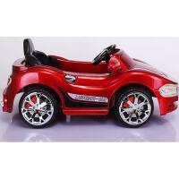 儿童四轮摇摆双驱遥控电瓶车小孩玩具车可坐人汽车电动车