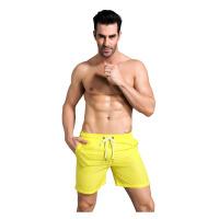 20180314151257657 男士反光运动短裤 健身训练篮球夜跑 速干透气休闲沙滩裤