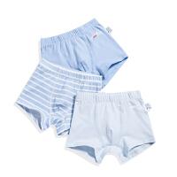 【小童】安踏儿童内裤男童装2019新款男小童棉运动内裤3条装套装 39844884