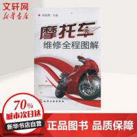 摩托车维修全程图解 杨智勇