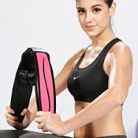 多功能美胸丰胸美腿臂力器瘦大腿锻炼扩胸器握力棒瑜伽伴侣瘦手臂 玫红 20公斤
