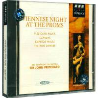 新华书店原装正版 BBCRD 9109 VIENNESE NIGHT AT THE PROMS CD