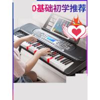 多功能电子琴成人儿童初学者入门女孩61钢琴键幼师专业家用881ud