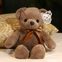 泰迪熊 小熊公仔小玩偶 抓娃娃机 生日礼物
