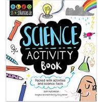 【现货】英文原版 STEM儿童科学活动手册 STEM Starters for Kids Science Activi