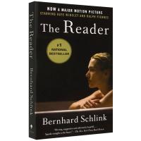 正版 英文原版小说 朗读者 The reader 阅读者英文版 电影小说原著 英文版进口英语书籍