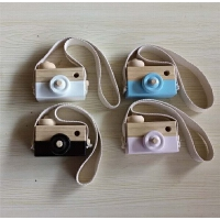 多色木质玩具照相机婴儿童房装饰摆件拍摄道具礼物儿童摄影道具