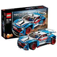 【当当自营】LEGO乐高拉力赛车 42077