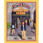 【预订】The Adventure Begins: First Day at Detinu International