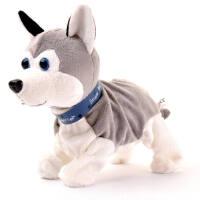 智能声控儿童玩具 遥控狗狗毛绒跳舞小狗电子宠物仿真机械电动狗g9y