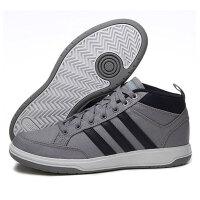 adidas阿迪达斯男鞋休闲鞋板鞋帆布运动鞋AW5066