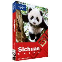 LP四川 孤独星球Lonely Planet Sichuan旅行指南:四川(中英文版)