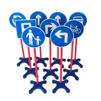 幼儿园户外体育玩具器材儿童交通标志牌路标红绿灯交通信号标志牌