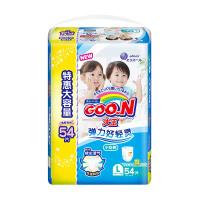 GOO.N大王 短裤式纸尿裤 维E系列 L54片