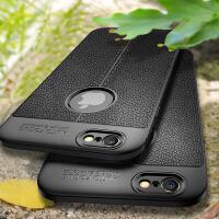 苹果6手机壳plus套黑六软壳苹果6硅胶薄全包男6s