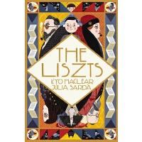 英文原版 李斯特一家 Julia Sarda绘本 The Liszts