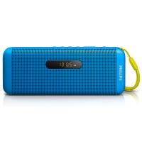 飞利浦 sd700无线蓝牙音箱便携插卡音响 fm收音机 插卡音箱
