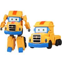 变形机器人大号小号迷你全套装乐迪小爱男孩玩具卡尔叔叔飞侠