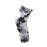 新品马赛克蜂窝护膝篮球运动护具装备加长薄款护腿蜂窝防撞男女夏 马赛克蜂窝护膝