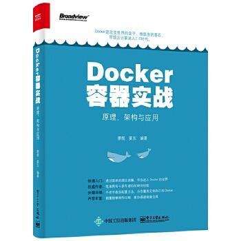 现货正版 Docker容器实战 原理架构与应用 Docker开发基础入门书籍 Docker容器技术教程 Docker开源技术云计算建设 Docker生态指南