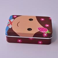 韩版小夹子黑发夹刘海边夹盒装发饰钢铁夹一字夹影楼饰品