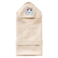 【618大促-每满100减50】班杰威尔 抱被新生儿秋冬加厚保暖纯棉春秋初生儿被子襁褓宝宝用品婴儿包被