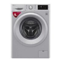 LG 9公斤直驱变频智能全自动家用滚筒洗衣机WD-M51VNG45
