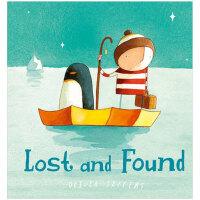 Lost and Found 失物招领 英文原版进口 3-6岁儿童英语启蒙学前兴趣认知亲子绘本