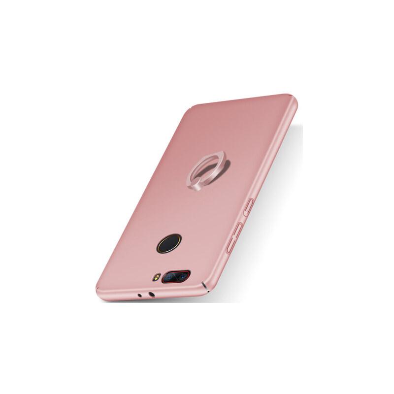 努比亚 Z17mini手机壳 努比亚z17保护套 nx56sj指环支架小牛7磨砂硬壳创意防摔保护套JG 细腻磨砂 创意指环 丝滑亲肤